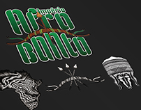Logo + Illustrations / African themed clothing brand