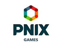 PNIX GAMES Logo Design