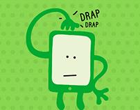 W co się bawić / Little Taps Website