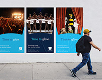 Ticketmaster rebrand project