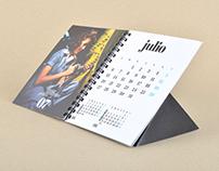 Mare Nostrum gráficas - Calendario 2015