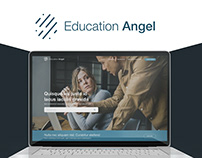 Education Angel | Academy Web Kit