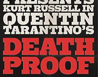 Death Proof Free Font