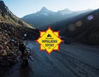 Royal Enfield Himalayan Odyssey Women 2016