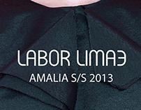 AMALIA SS2013 WOMENSWEAR CAPSULE COLLECTION