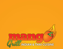 Mango Grill Carry Out Menu
