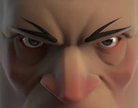 Grumpy Dude