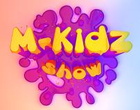 M-Kidz show, logotype