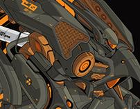 AMX-003S NEUE ZIEL III