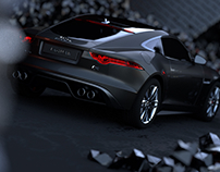 Jaguar F-Type Experiment