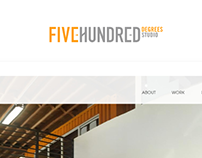FiveHundred Degree Studio | Case Study