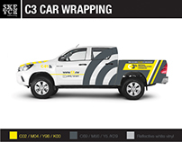 C3 Car Wrapping