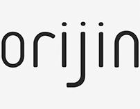 Orijin branding
