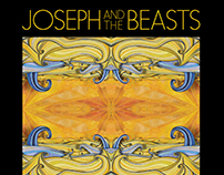 Joseph and the Beasts // LP jacket cover