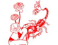 Scorpion Hold Me