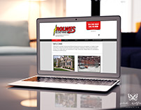 Rolwes Electric Web Design