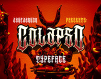 COLAPSO - TYPEFACE