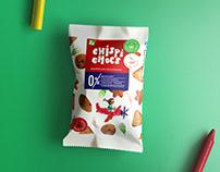 CHISPI CHOCS — cookie snacks