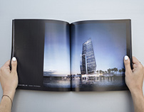 Architectural Visualization Portfolio Book