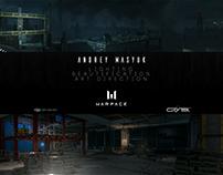 Warface, Zombie Tower. lighting artist, VFX. Art direct
