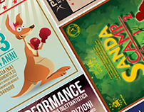 Posters Collection - Performance 2012 /2013
