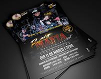 Flyer e Banner-Post | Bela Máfia Fest (Aquecimento I)