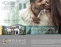 Mosaic Print ad