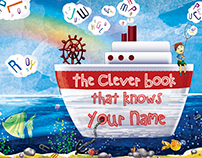 The clever book that knows your name