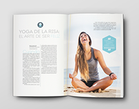 Artículos, revista Sporting