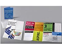 University of Phoenix Print Direct Mail Campaigns
