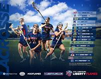 Women's Lacrosse Promos