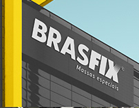 Redesign | Logotipo Brasfix