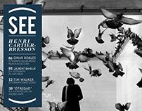 SEE Magazine l Design Editorial