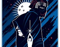 STAR WARS 9 Poster Art