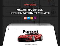 FREE - NEGUN Presentation Template