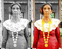 Colorizing Black and White Photo