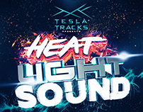 Tesla Tracks - Heat Light Sound