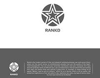 Logo Design for RANKD
