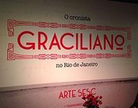O cronista Graciliano no Rio de Janeiro, Arte Sesc