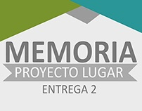 PROPUESTA C. BOGOTA- PROYECTO LUGAR : 2014-02