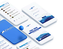 Edelgive Event Management - Android and iOS