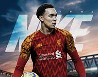 Liverpool x NIKE Super Eagles Style