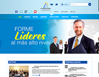 FUNDAHRSE WordPress WebSite Design