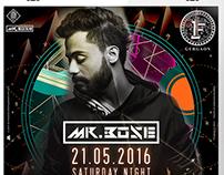 DJ Night Creative
