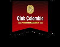 Piezas promocionales - Club Colombia