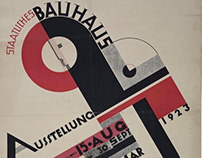 Bauhaus Poster Joost Schmidt
