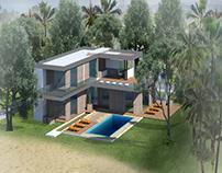 Vacation House   #Srilanka