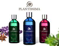 Plantissima visual identity & packaging
