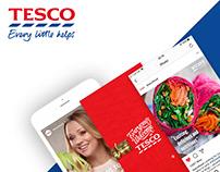 Tesco - Social Media