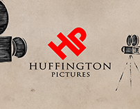 Huffington Pictures Logo Animation (Comedy)